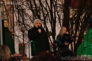Jaromír Strnad popřál občanům Čáslavi klidné a pohodové Vánoce
